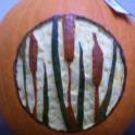 Carved pumpkin (1)