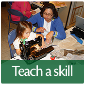 Share your expertise with 4-H youth.